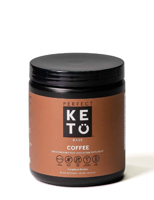 Perfect Keto Exogenous Ketone Base Coffee
