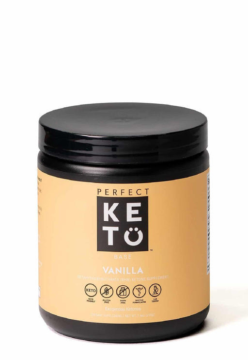 Perfect Keto Exogenous Ketone Base Vanilla