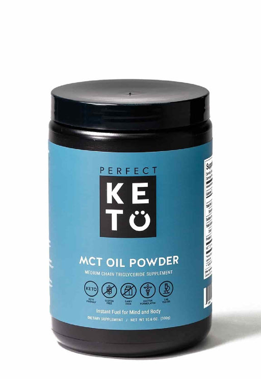 MCT Oil Powder Unflavoured