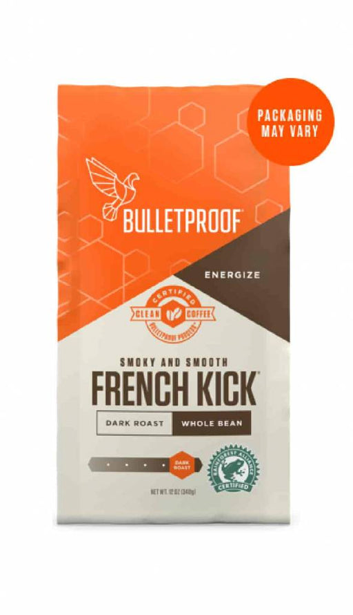 Bulletproof® French Kick Dark Roast koffiebonen 340 gram