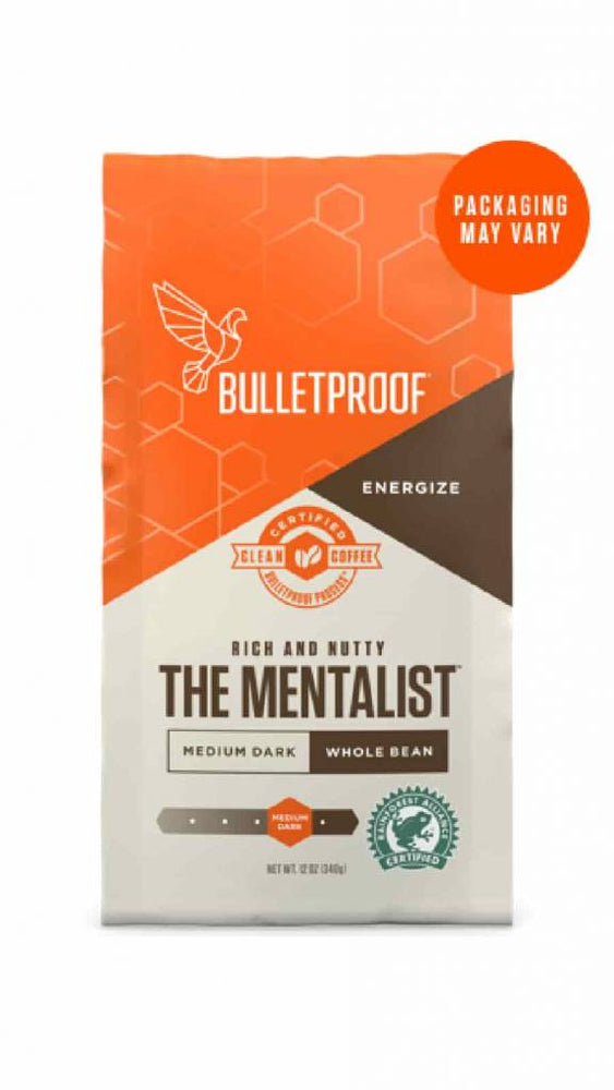 Bulletproof® The Mentalist Dark Roast koffiebonen 340 gram