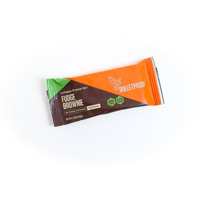 Eiwitreep | Fudge Brownie Collagen Protein Bars