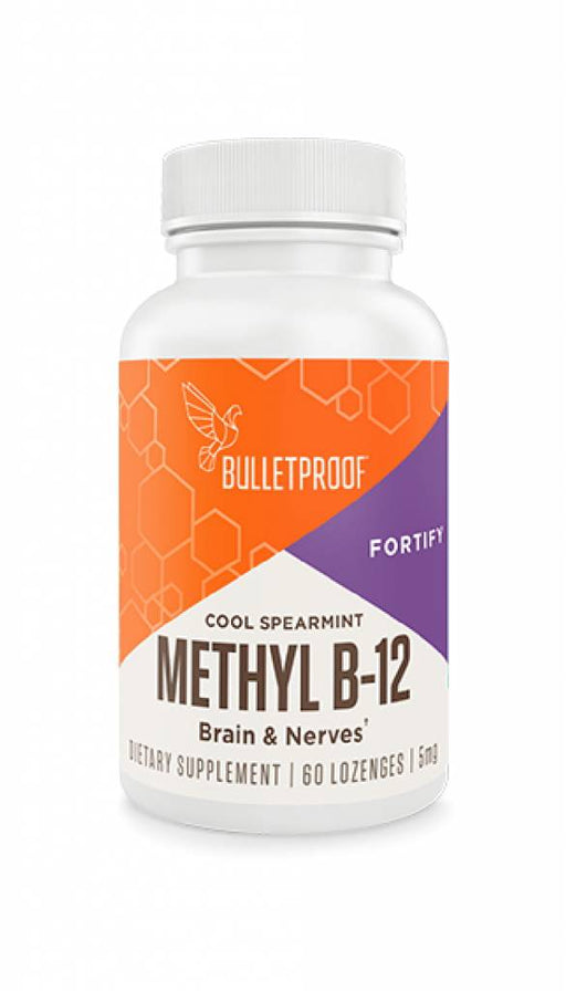 Bulletproof B12-methylcobalamine