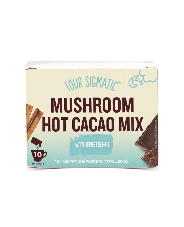 Four Sigmatic Reishi Mushroom Hot Cacao Mix kopen