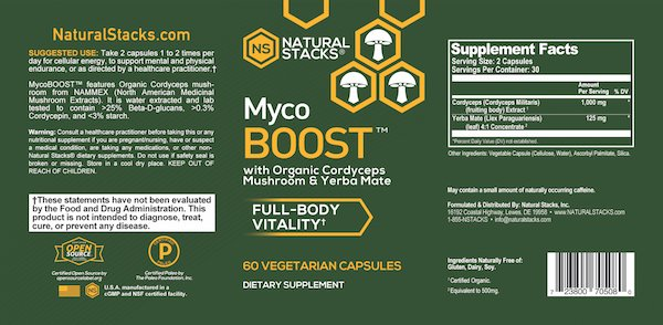 Natural Stacks MycoBOOST kopen