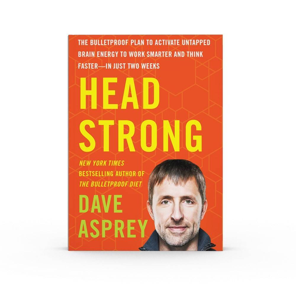 Koop Head Strong door Dave Asprey