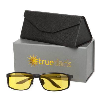 TrueDark Daywalker Elite blue filter bril kopen?