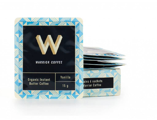 Warrior Coffee Vanilla Butter Coffee kopen