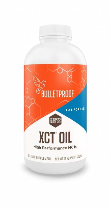 Bulletproof XCT Olie 475 ml