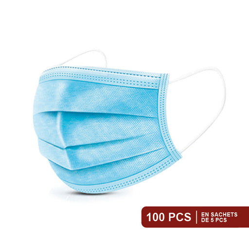 Masque de comfort jetable set de 100
