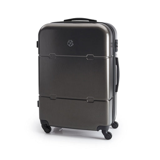 4 wheel ultralight large hardside suitcase