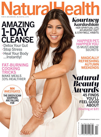 Natural Health, September-October 2014