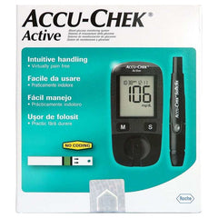 Accu-chek Active Kit Diabetes