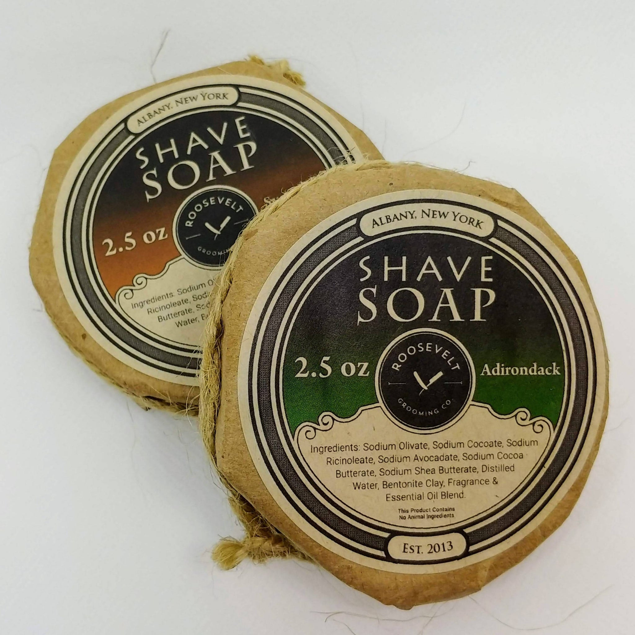 Shaving Soap - Handcrafted & All Natural with Amazing Lather