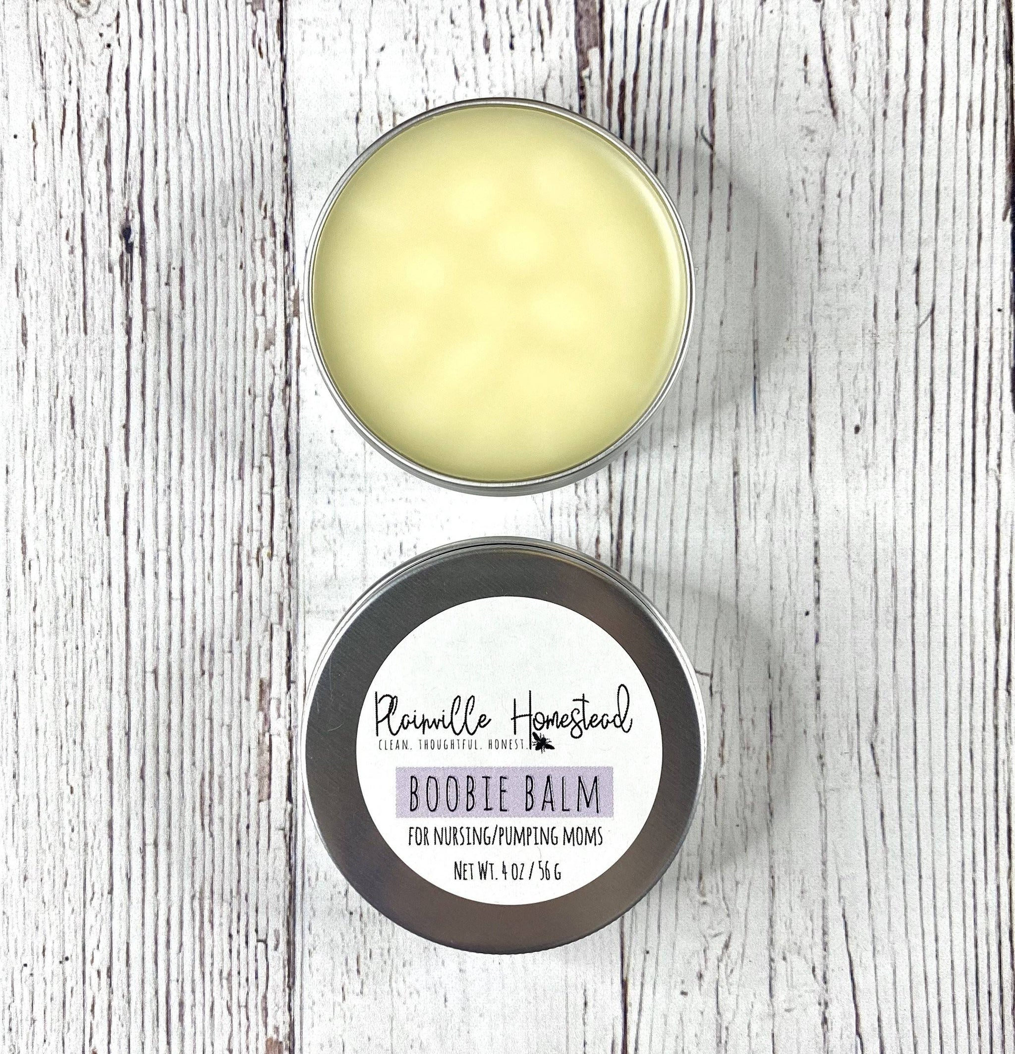 Boobie Balm | Nipple Balm | Breastfeeding