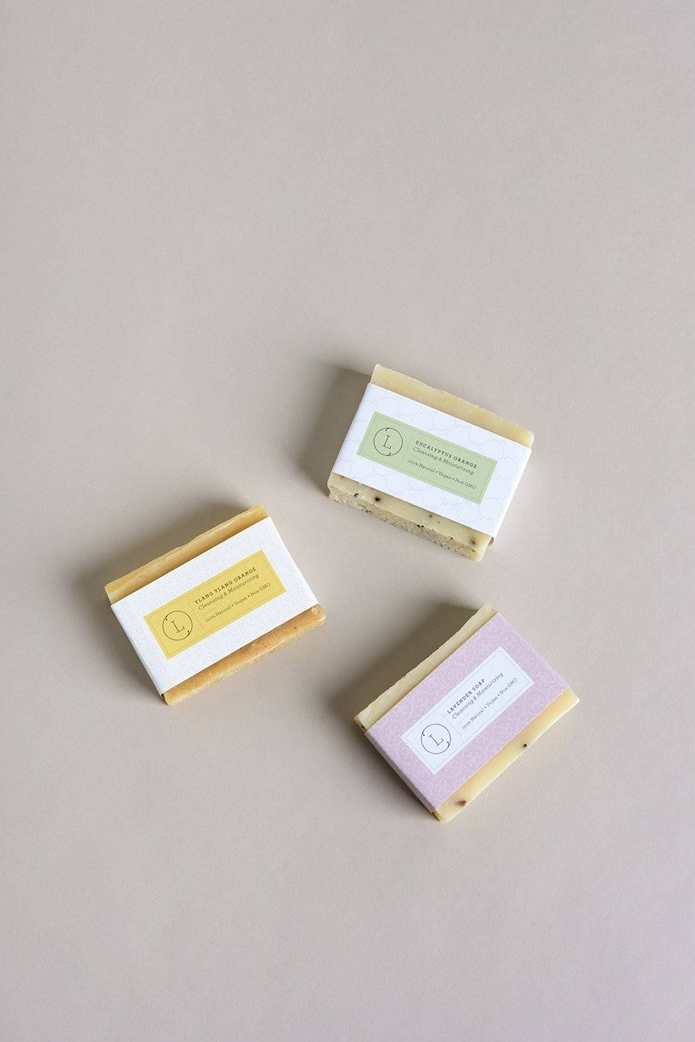 Natural Soap Bar with Essential oils