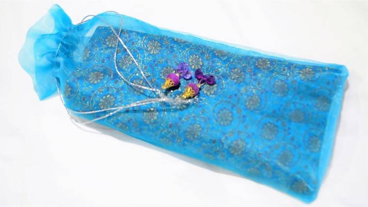 OMSutra Eye Pillow - Paisely Design