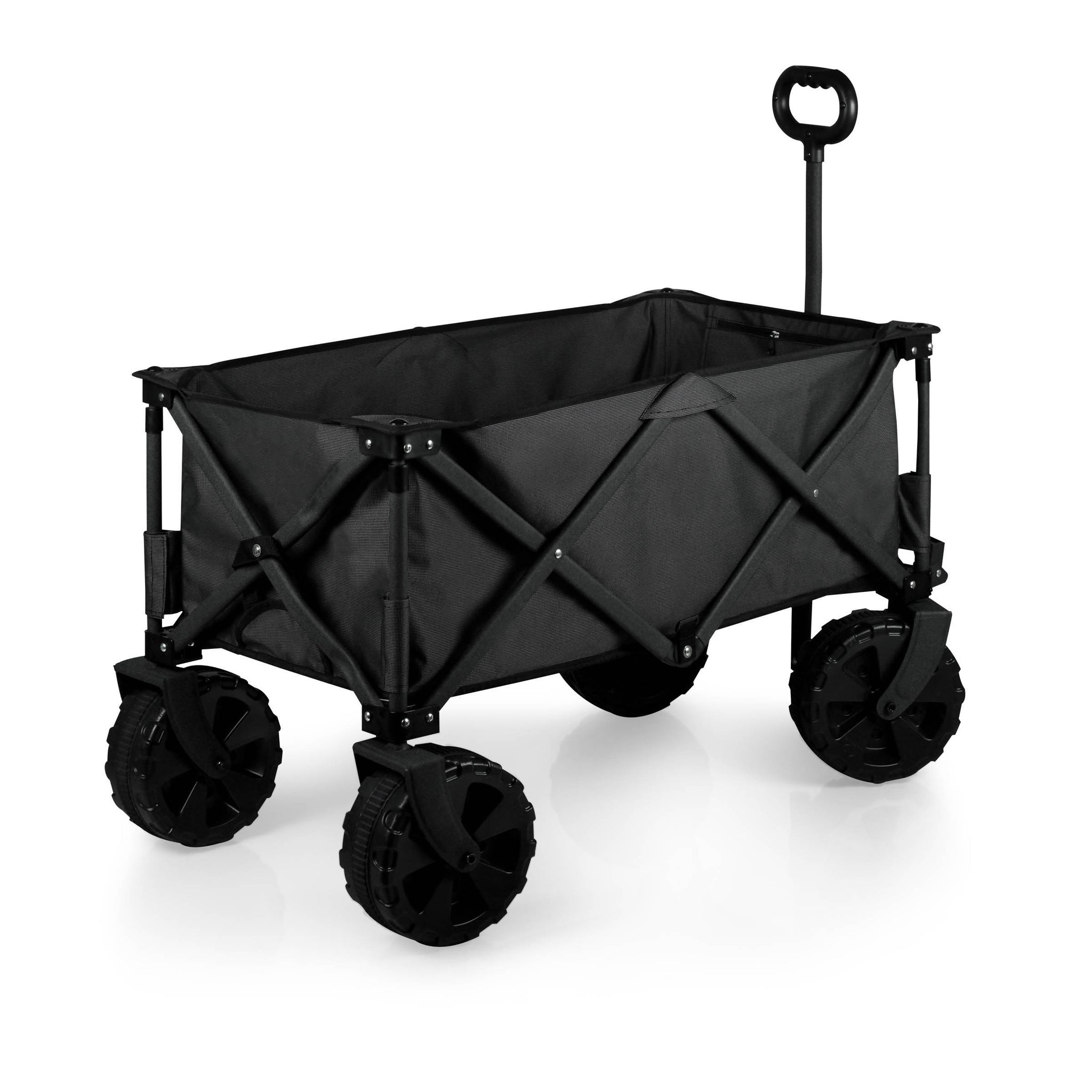 Adventure Wagon Elite All-Terrain Portable Utility Wagon, (Dark Gray)