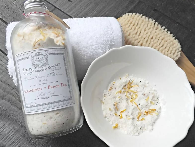 Farmhouse Coconut Milk Soak