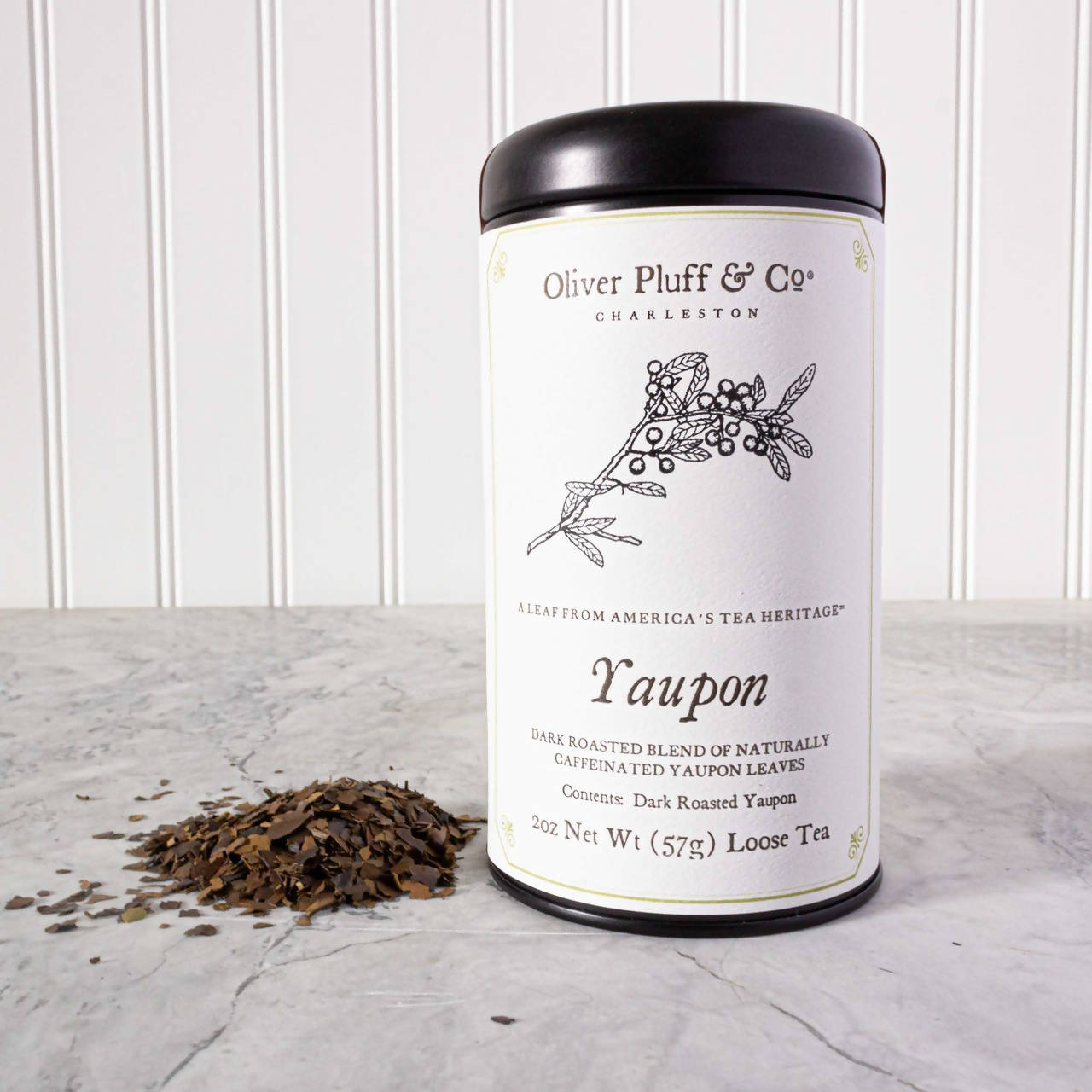 Yaupon - Loose Tea in Signature Tin
