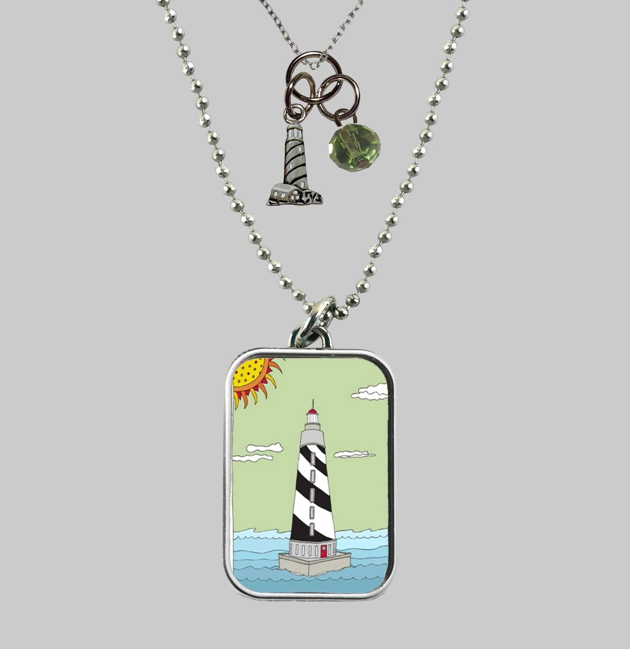 Lighthouse 2 Necklace