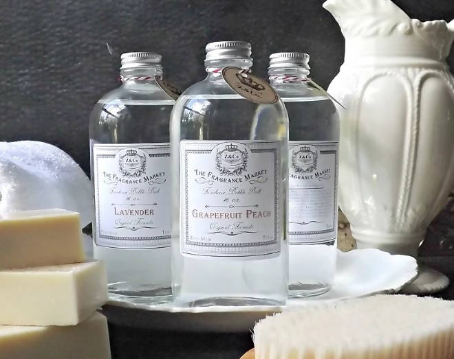 The Farmhouse Bubble Bath Lavender