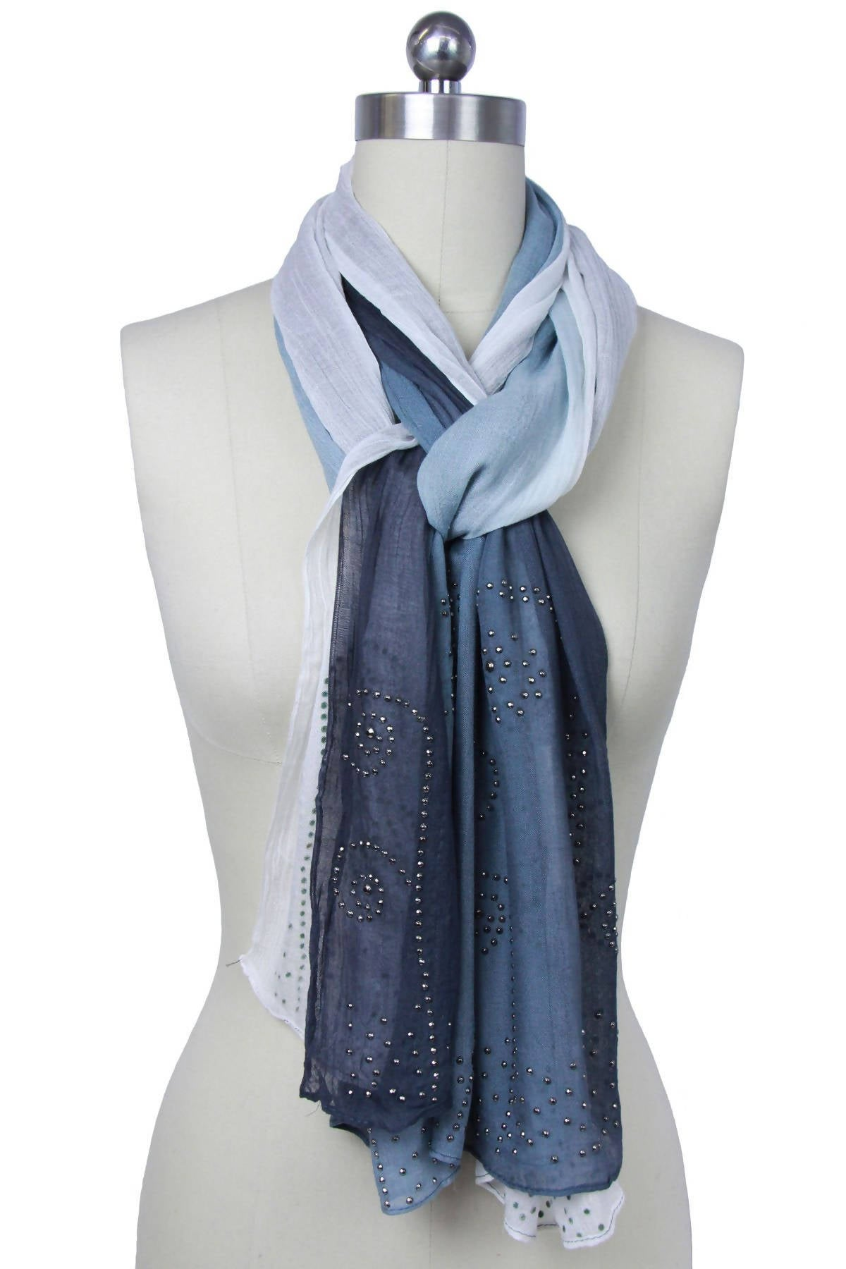 Crystal Ombre Scarf
