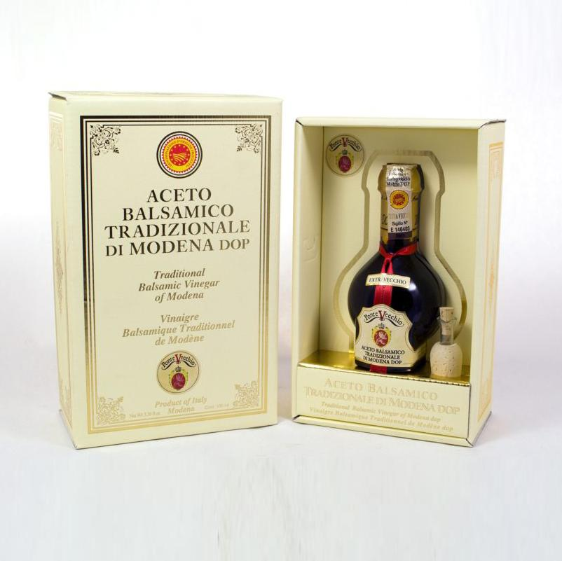 "DOP Traditional Balsamic of Modena 25 Years ""Extravecchio"""