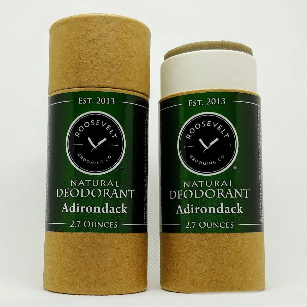 Natural Deodorant Stick w/o Baking Soda or Parabens (That Really Works!)