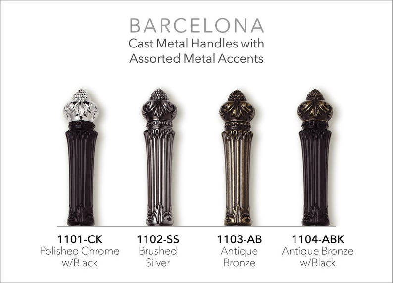 Social Light Decorative Lighters Barcelona Collection
