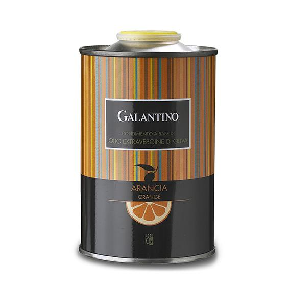 Orange Extra Virgin Olive Oil by Galantino