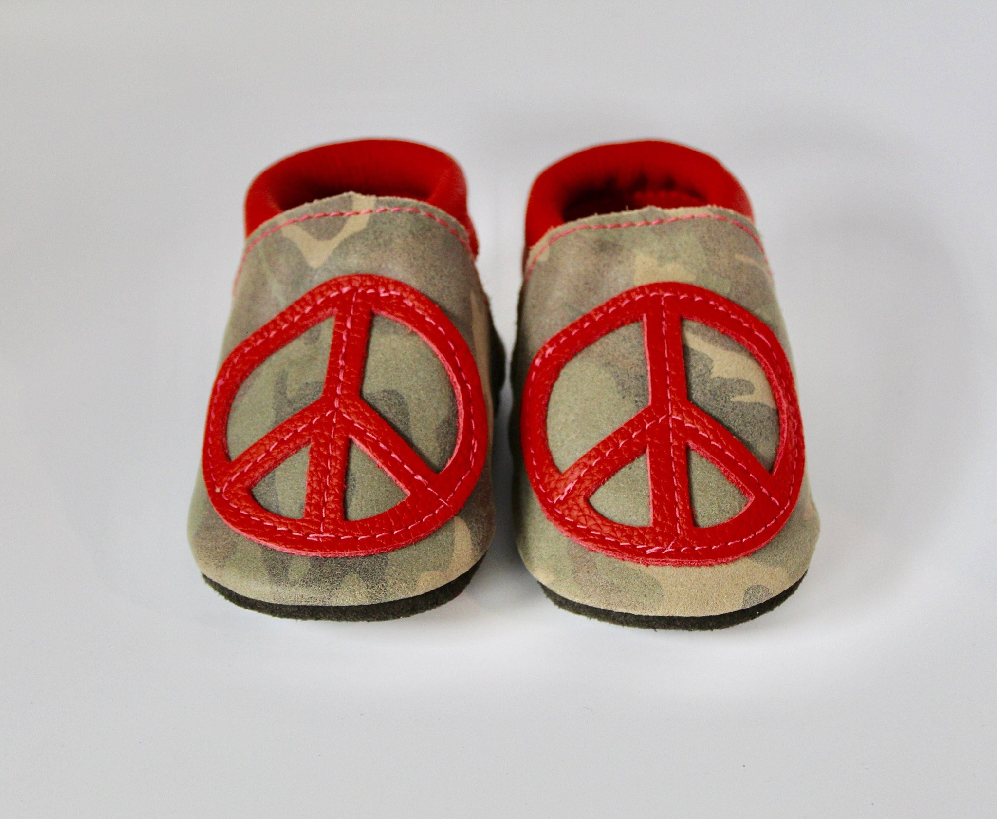 Peace Over War - Moccs