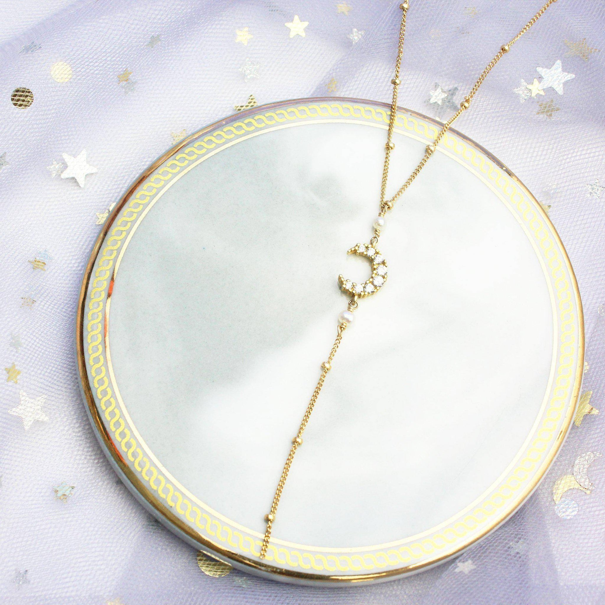 Goddess Night Necklace