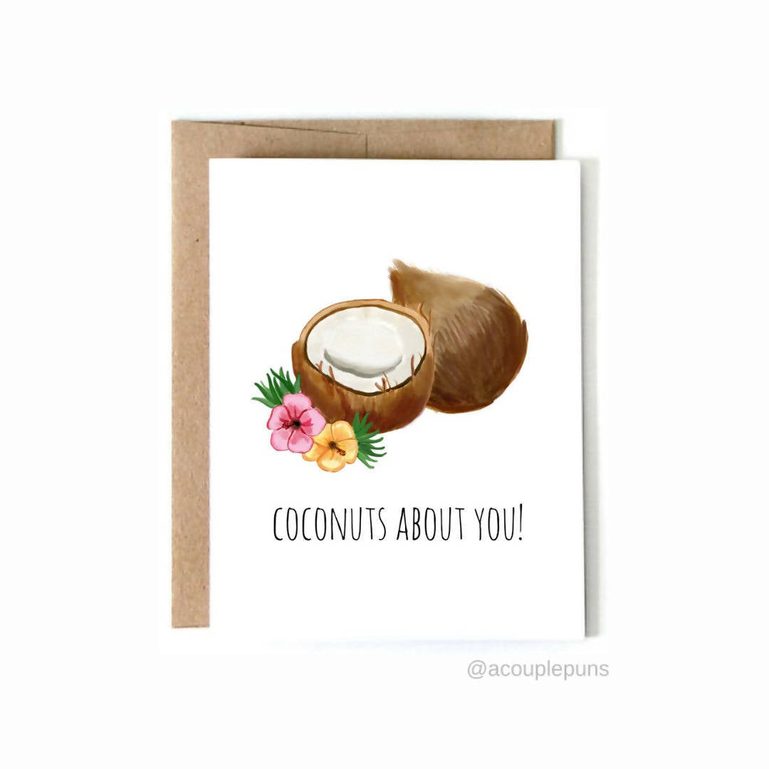 Coconuts About You