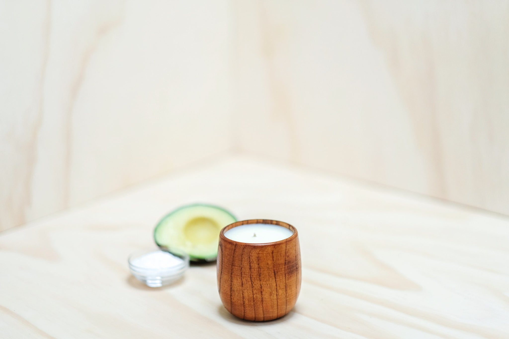 sea salt + avocado