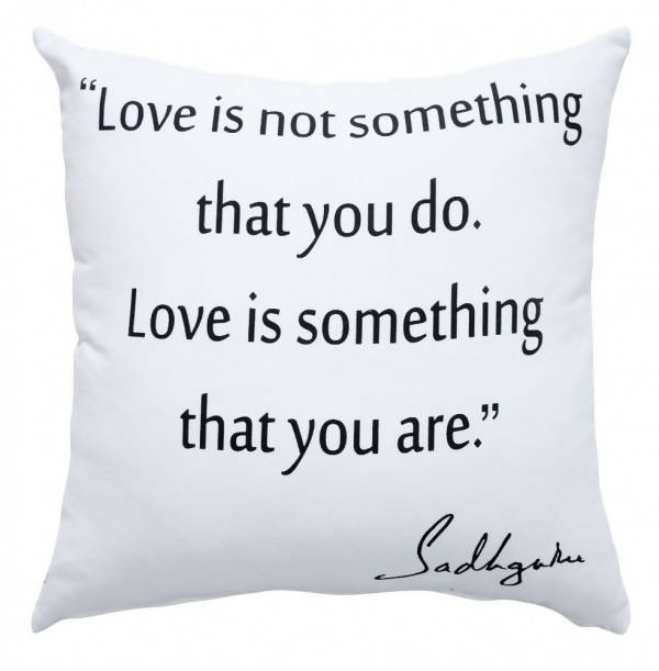 Inspirational Pillow /AD SG 115 IVR 20