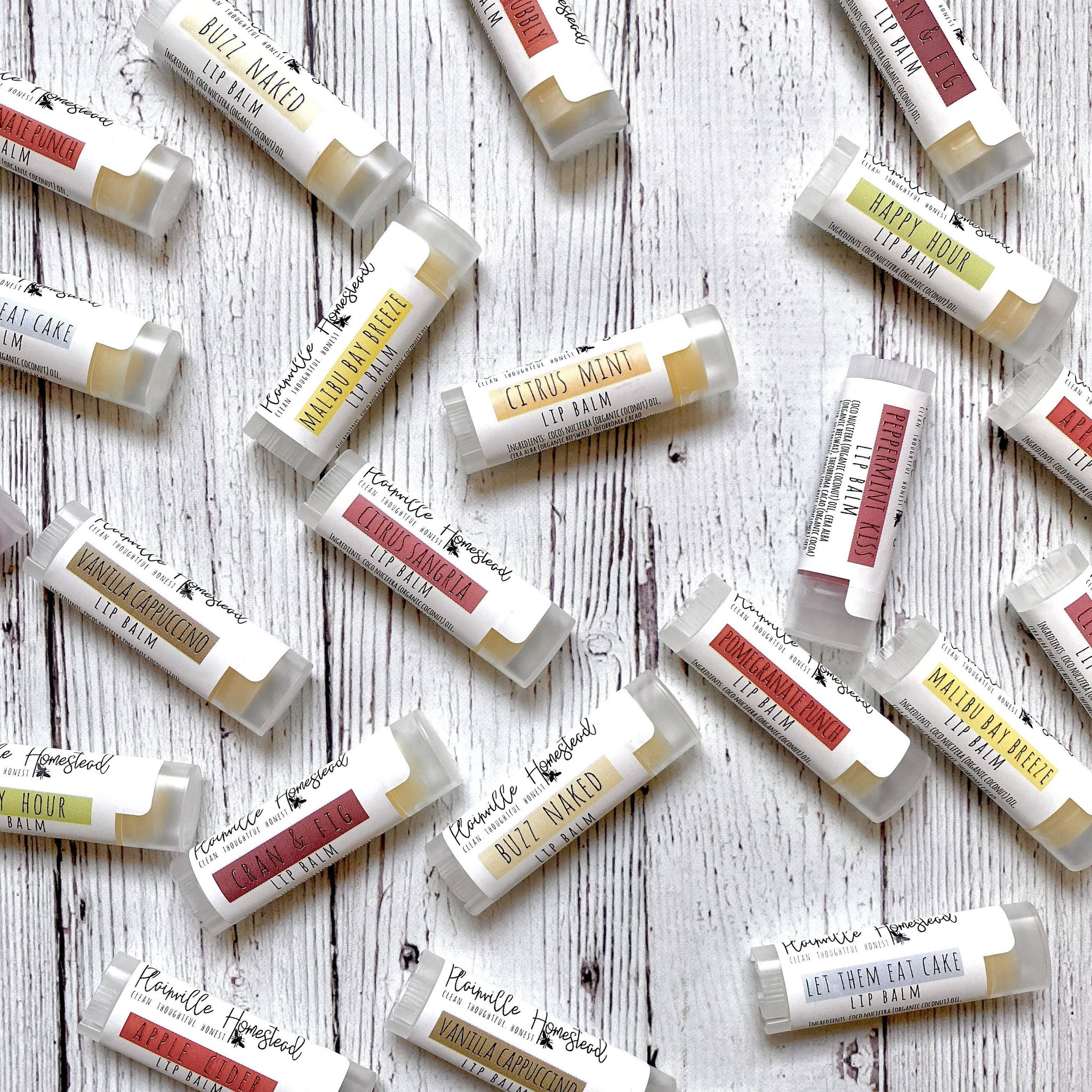 Cran & Fig Lip Balm