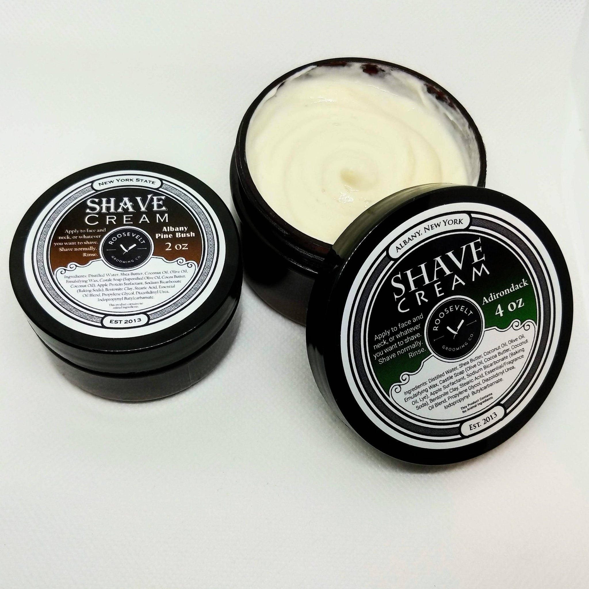 Shaving Cream - Natural and Sulfate Free