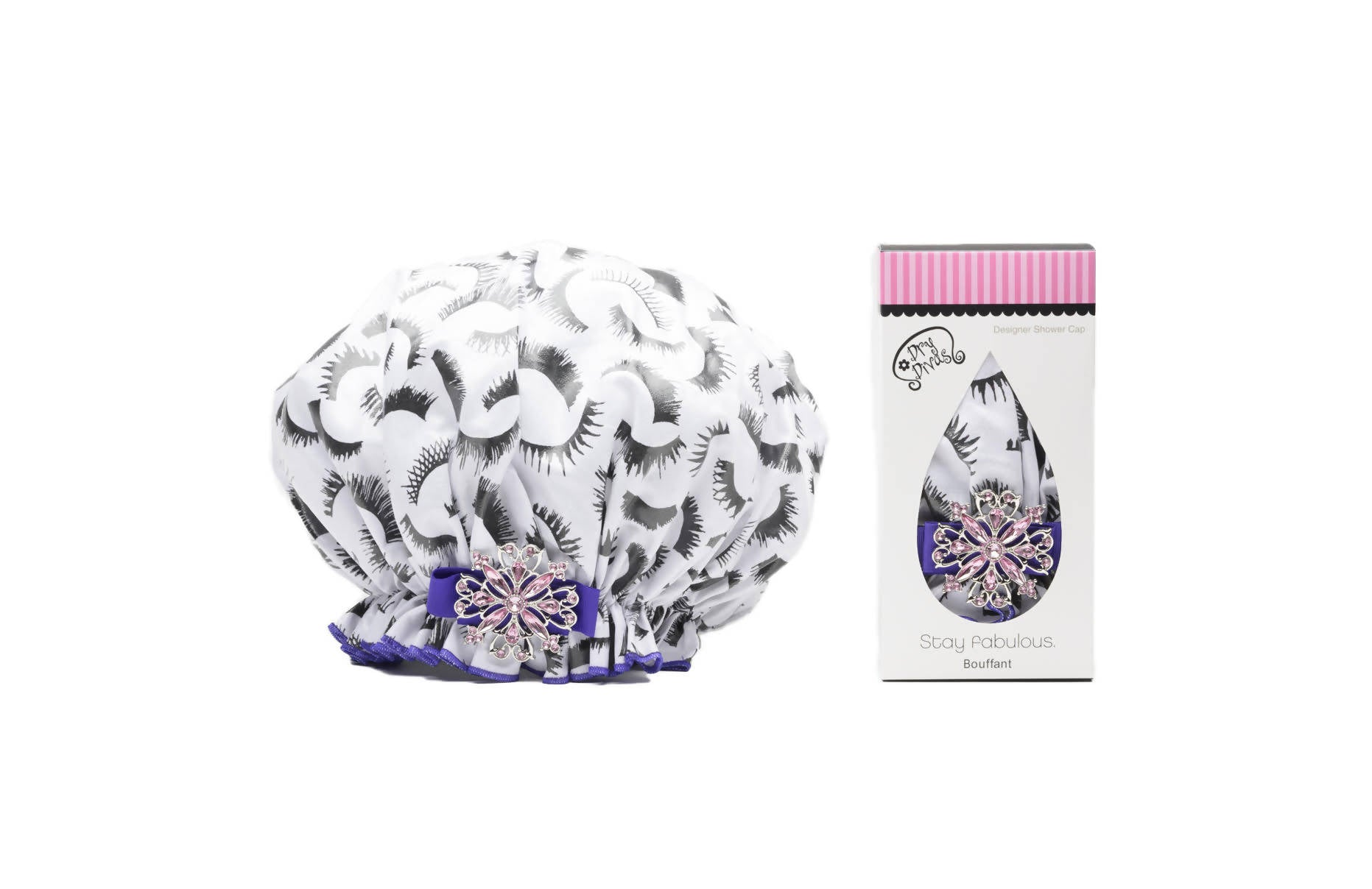 Fabu-Lash Bouffant Shower Cap