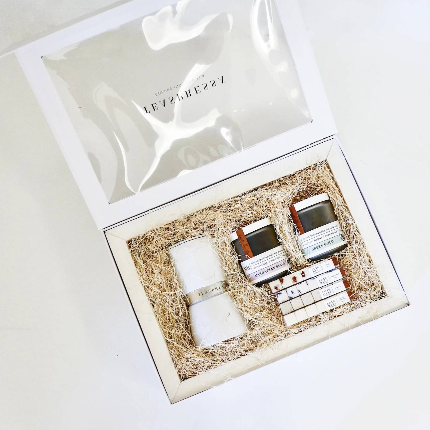SIGNATURE TEA SET | Gift Set