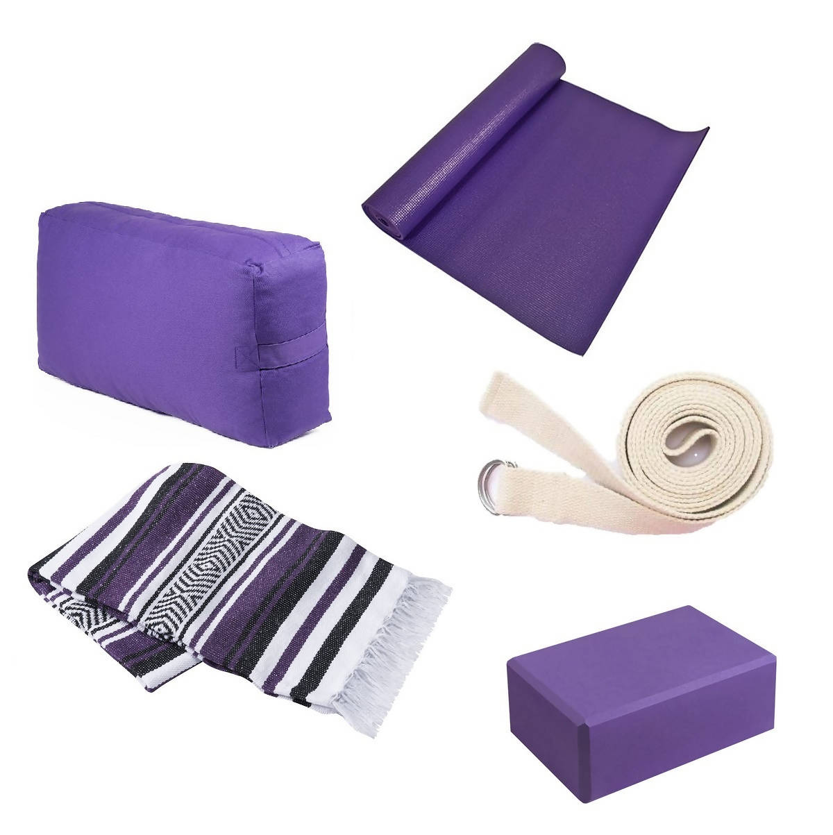 Yoga Foam Blocks - 4""
