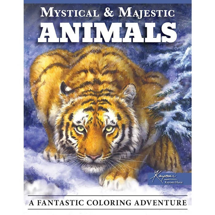 Mystical & Majestic Animals