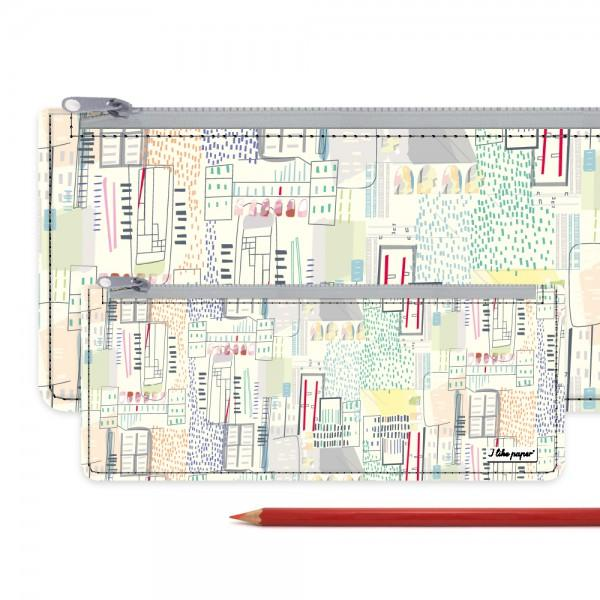 Large Paperlike Pencil Case Aerial