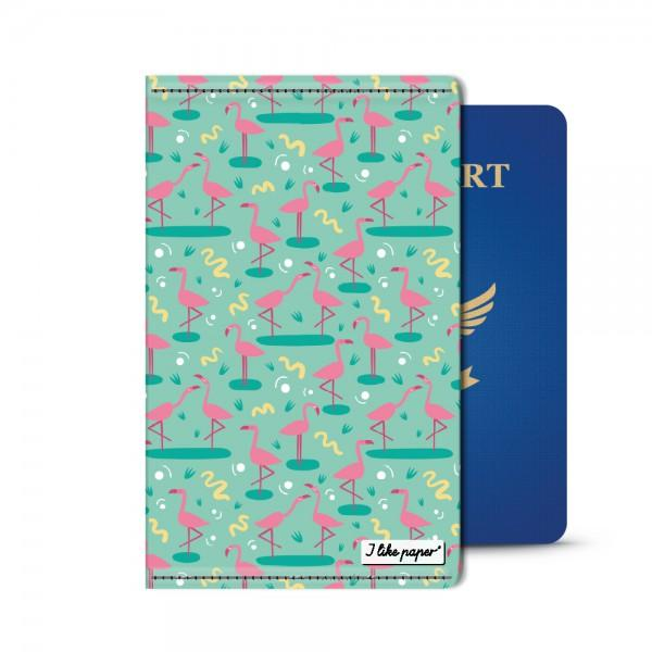 Paperlike Passport Holder Miami Beach