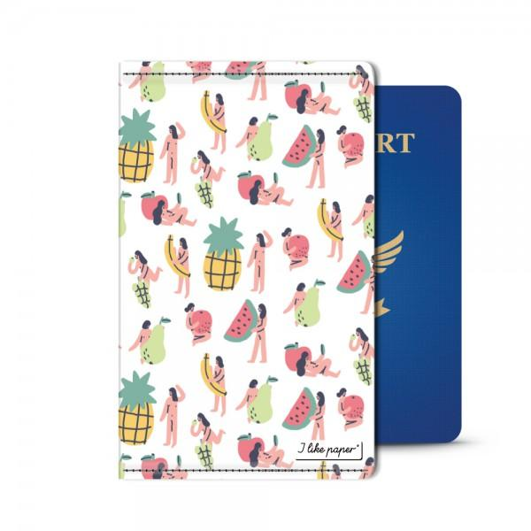 Paperlike Passport Holder Naked Fruit