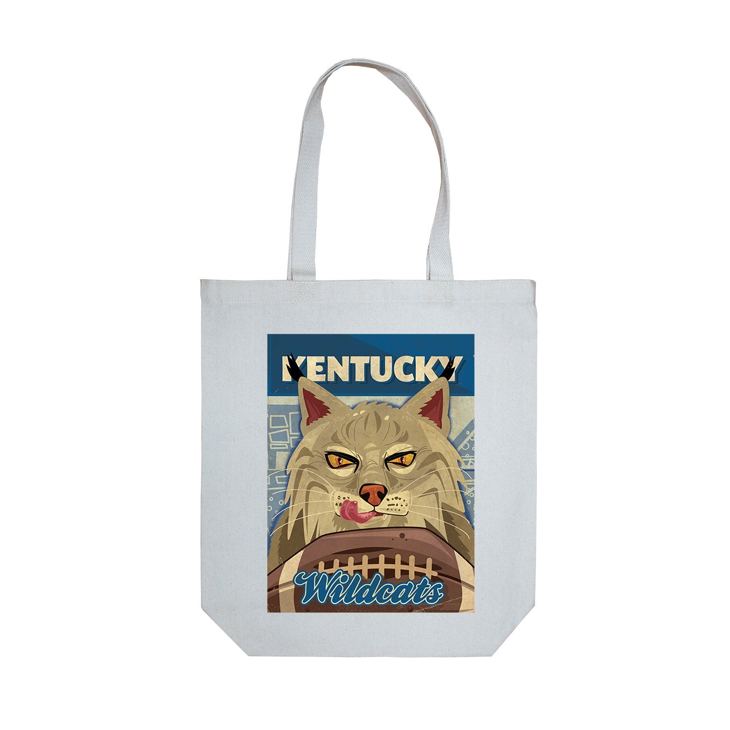 Canvas Tote - University of Kentucky