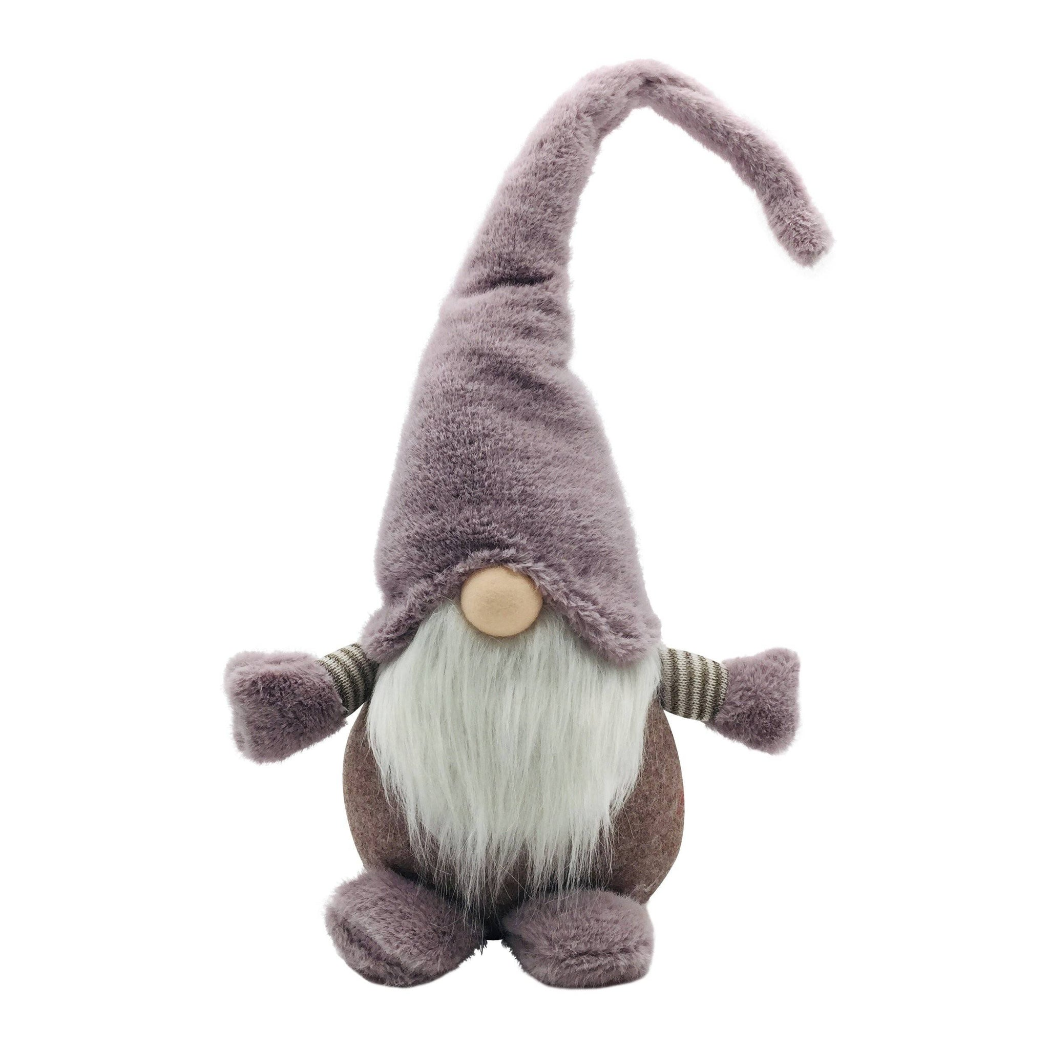 PURPLE FURRFABRIC GNOME
