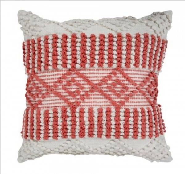 Handwoven Pillow/KC 71 IV COR 22