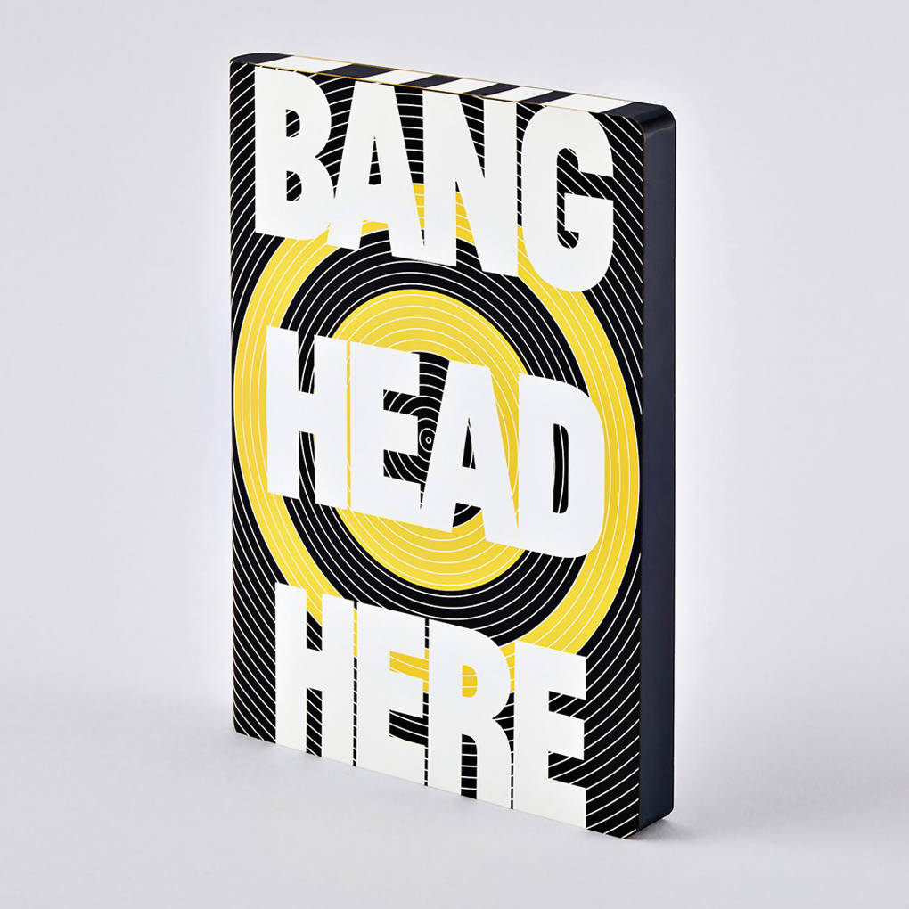Graphic - Bang Head Here