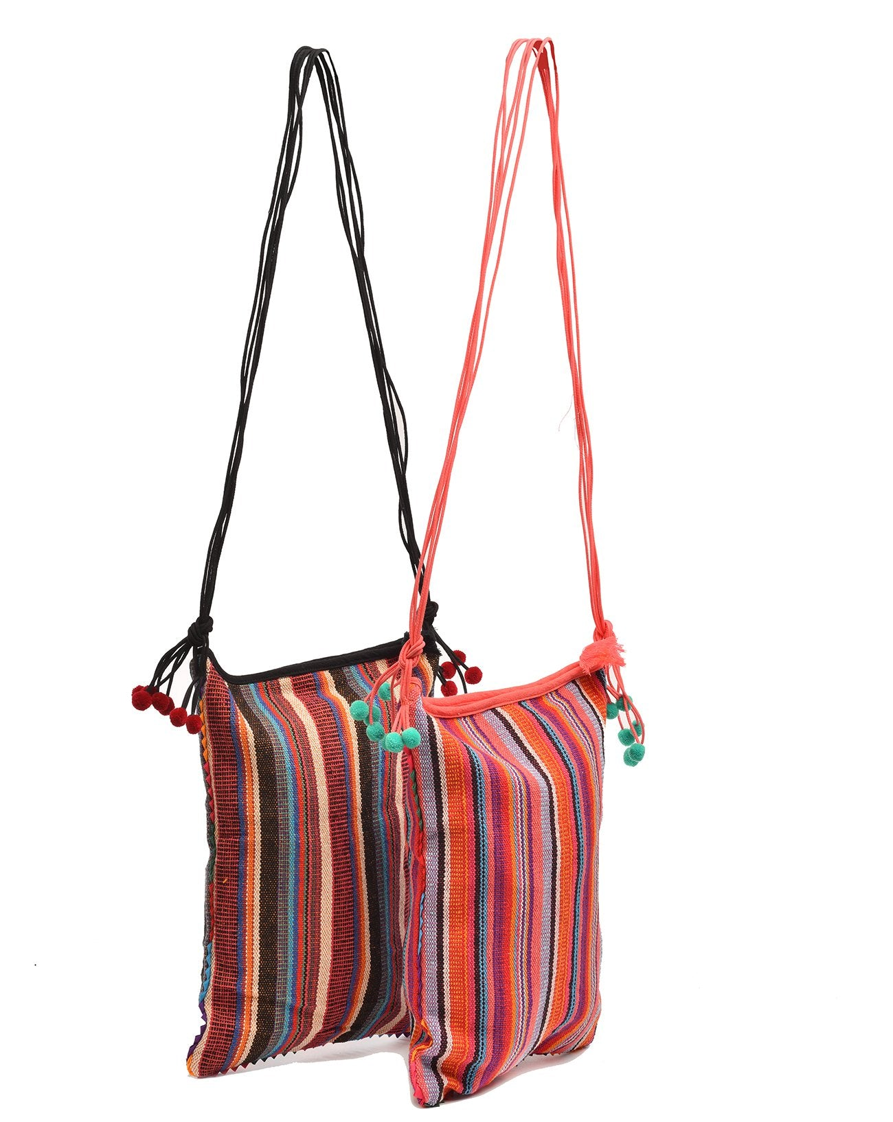Cotton Lisu Tribal Bag